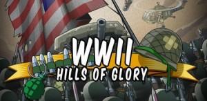 Hills Of Glory WWII - Обложка