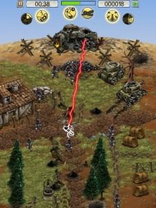 Hills Of Glory WWII - Скриншот №1