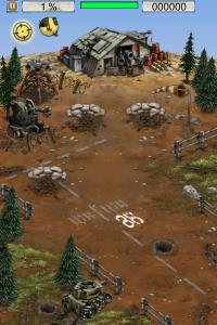 Hills Of Glory WWII - Скриншот №2