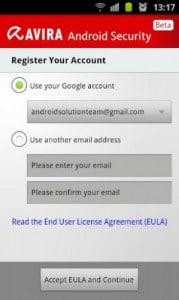 Avira Free Android Security - Скриншот №2