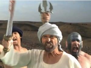 В Индии к фильму «Невинность мусульман» закрыли доступ