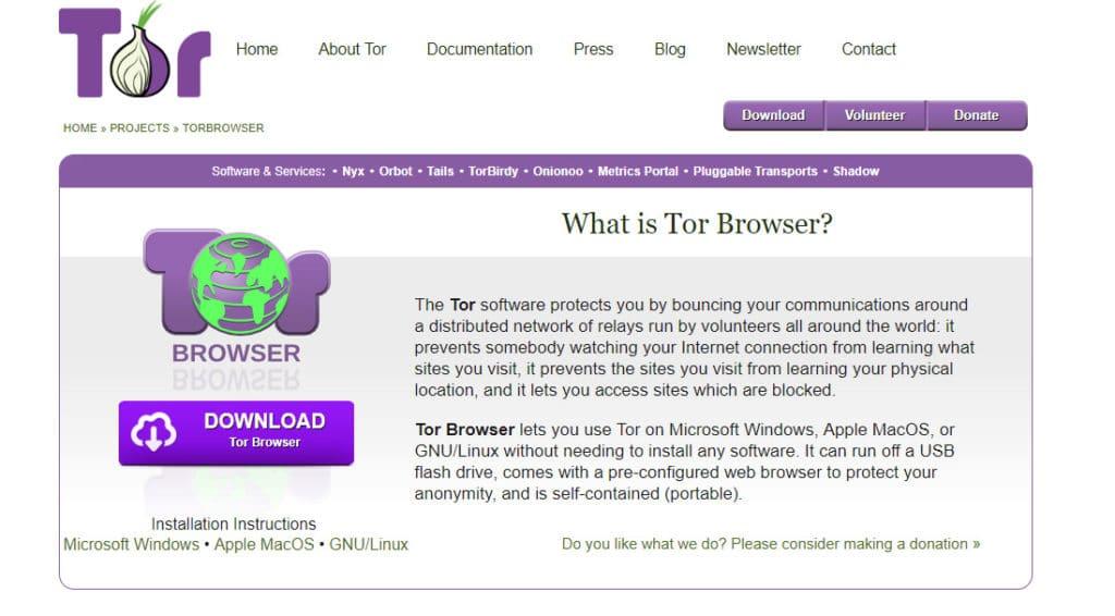 как правильно скачать тор браузер
