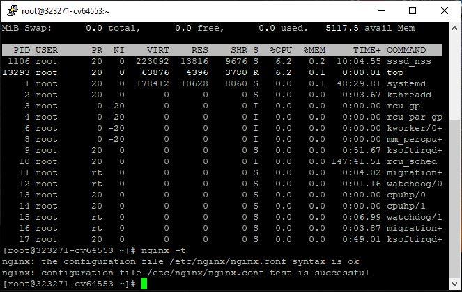 КакЭто: Как перезагрузить Nginx web-сервер под Linux \ Unix